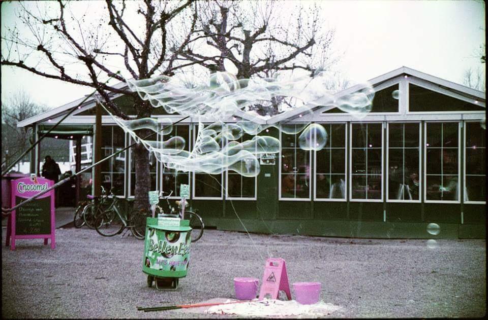 amsterdam bubble
