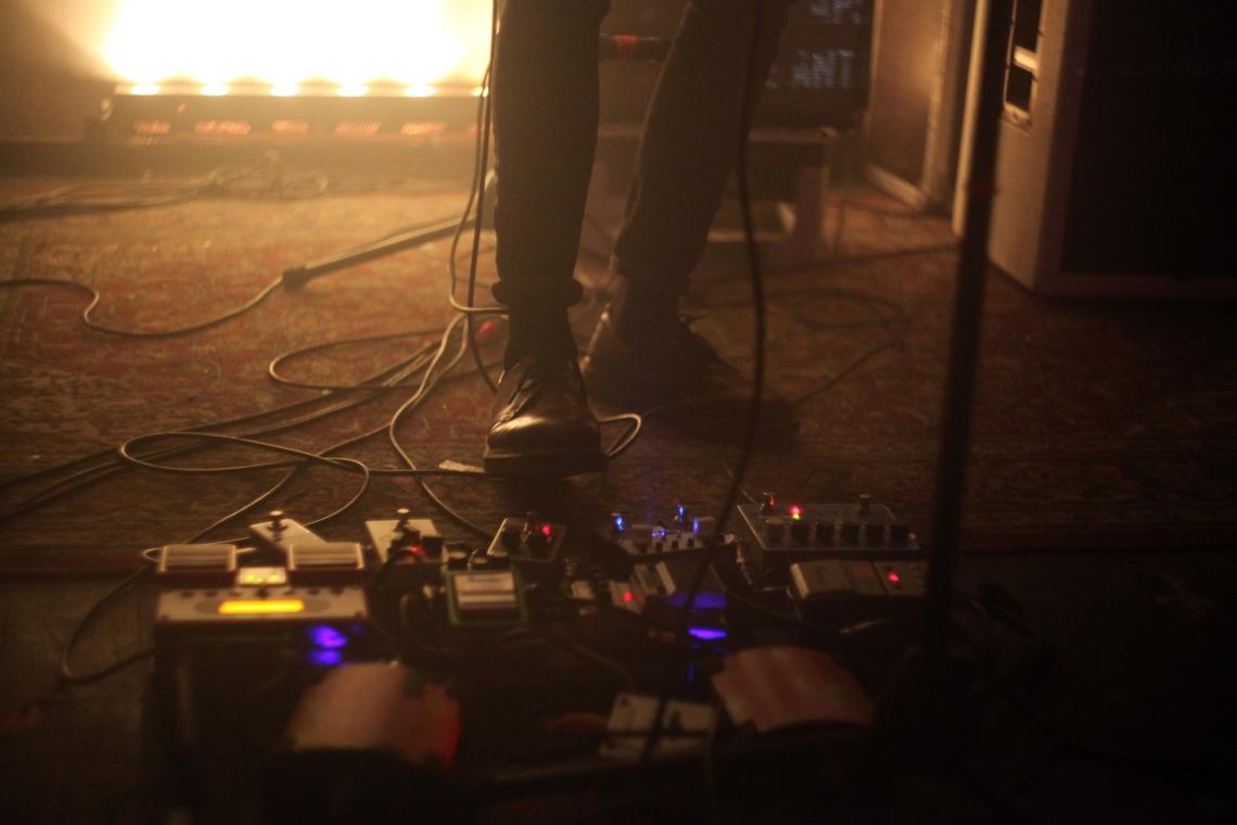 pedal gear underground