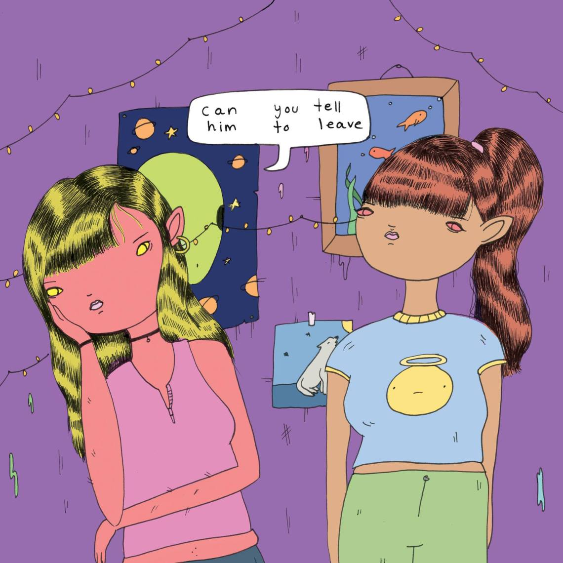 abby jame interview illustration