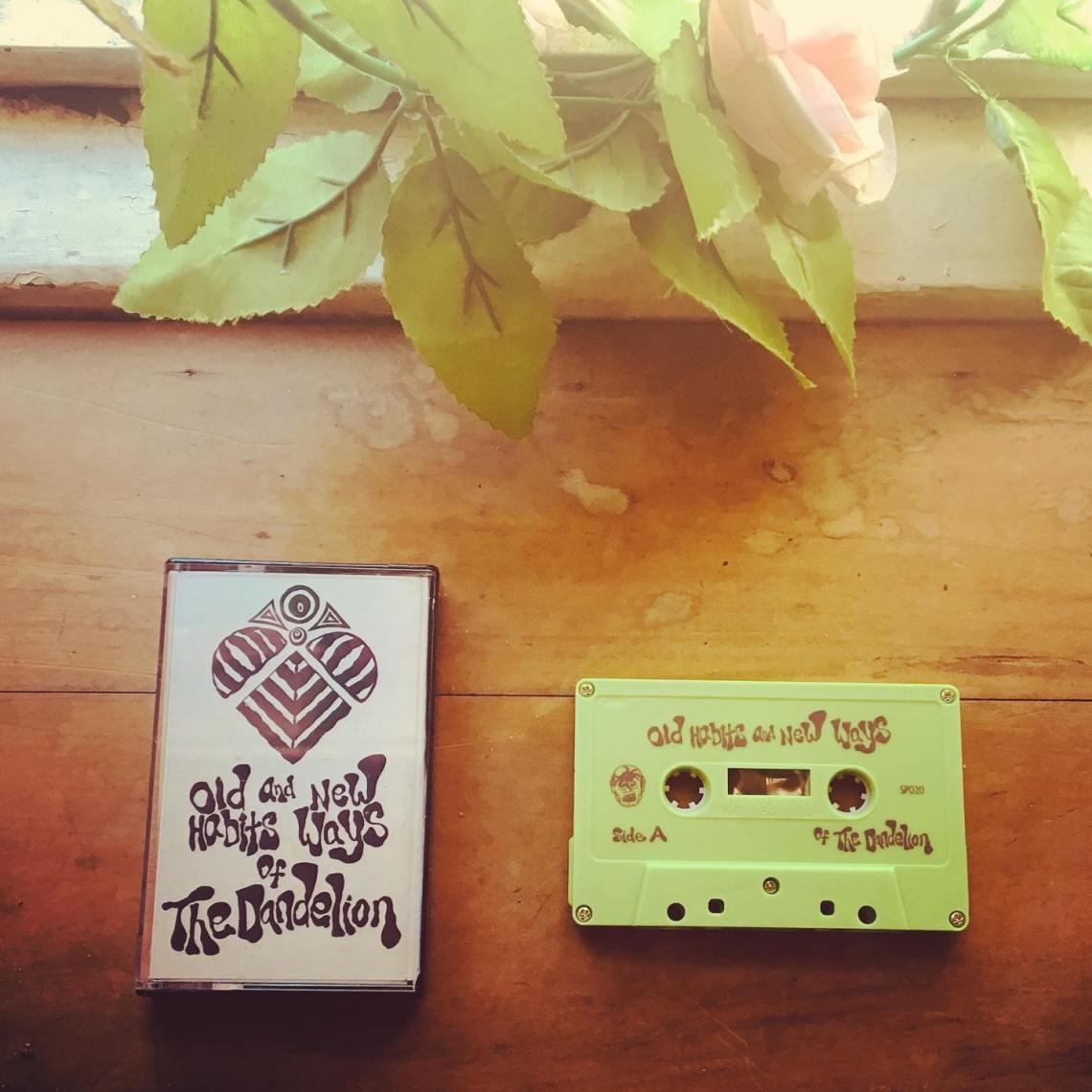 cassette label underground