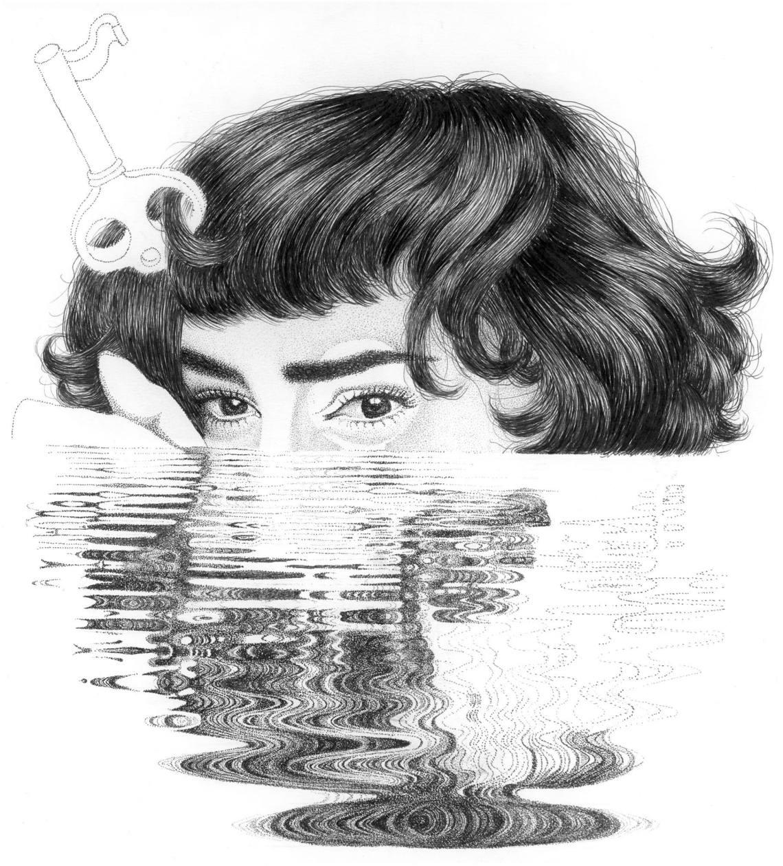 illustrazione china elena corsaro