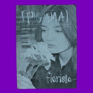 fiorista issue01 pigiama magazine