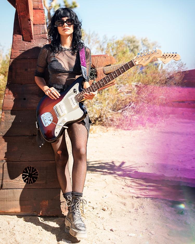 Sade Sanchez guitar interview