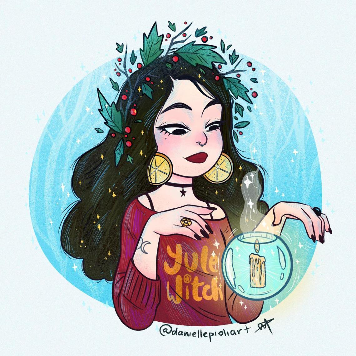 yule witch