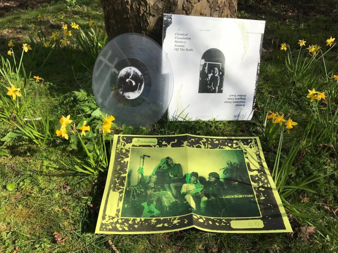 underground vinyl band